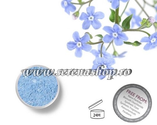 FARD DE PLEOAPE MINERAL BLUE LIGHT
